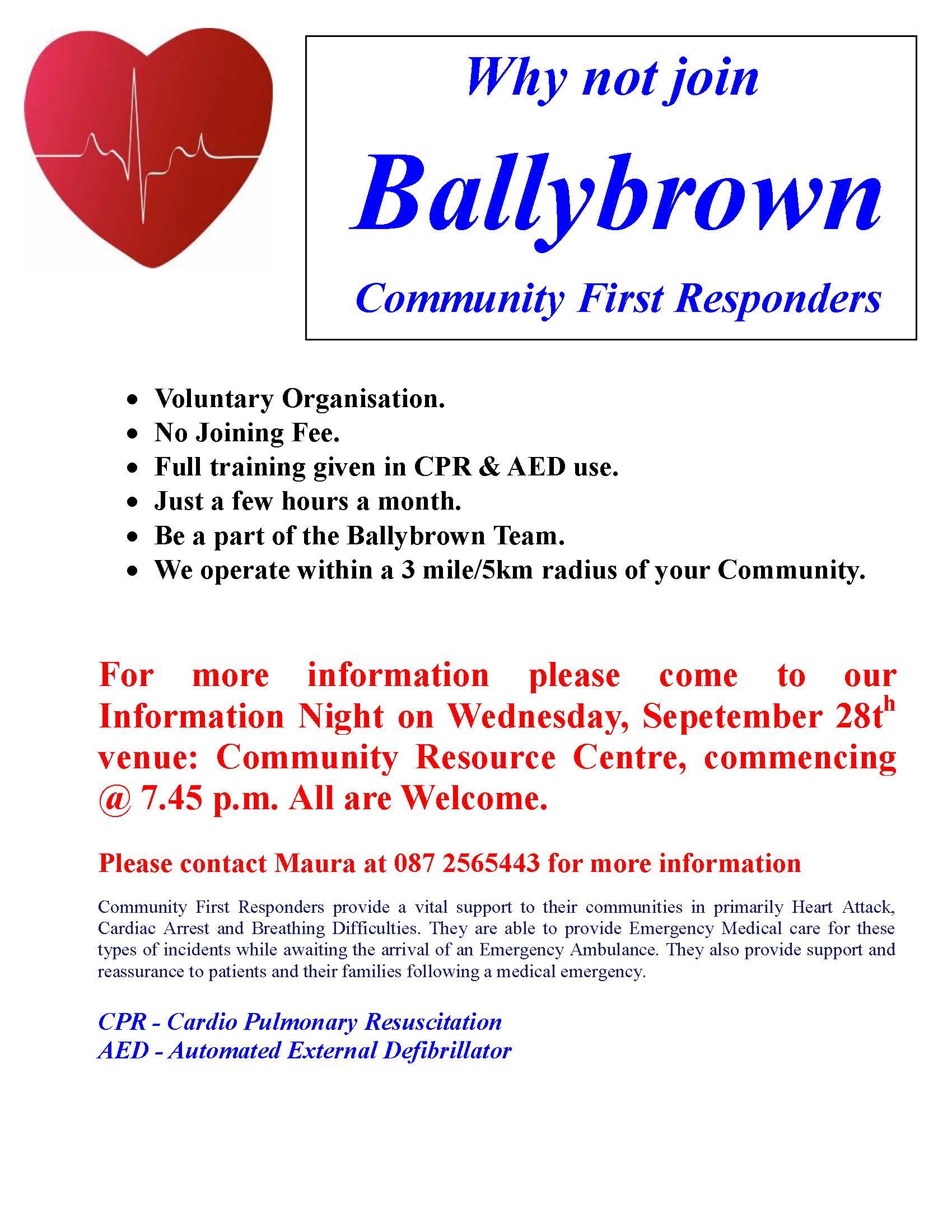 information-night-poster